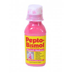 Pepto-Bismol Liquid Suspension 240ml