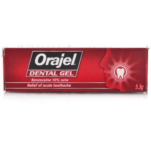 Orajel Dental Gel - 5.3g