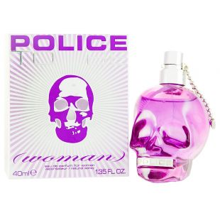 Police To Be Woman Eau De Parfum 40ml