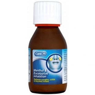 Care Menthol & Eucalyptus Inhalation – 100ml