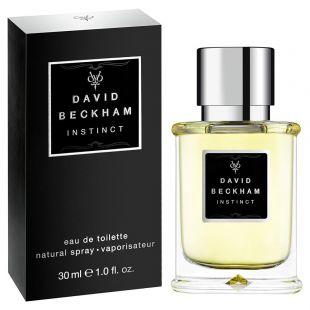 David Beckham Instinct Eau De Toilette 30ml