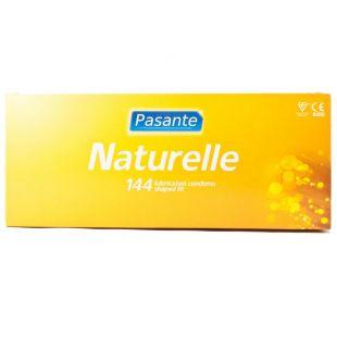 Pasante Naturelle Condom - 144 Pack