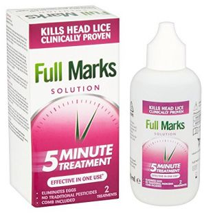 Full Marks Solution 2 Treatments – 100ml