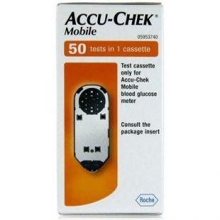 Accu-Chek Mobile Diabetes Test Strip Cassette – 50 Tests