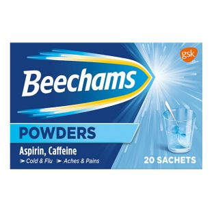 Beechams Powders Cold & Flu Relief – 20 Sachets
