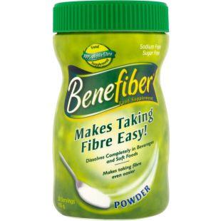Benefiber Powder for Constipation, 155g