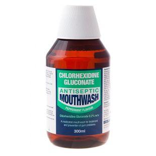 Chlorhexidine Mouth Wash Mint - 300ml
