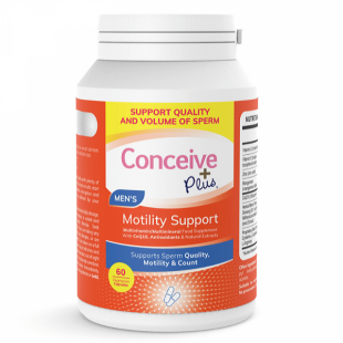 Conceive Plus Motility Support - 60 Capsules