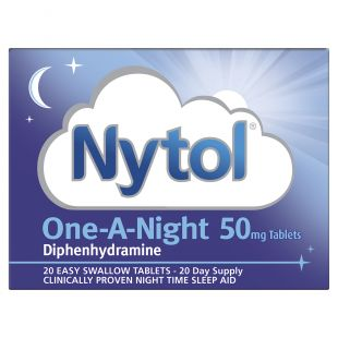 Nytol One-A-Night - 20 x 50mg Tablets