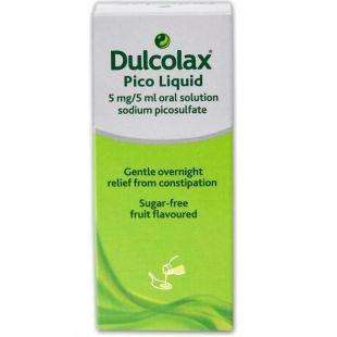 Dulcolax Pico Liquid Laxative (Sodium Picosulfate) – 300ml