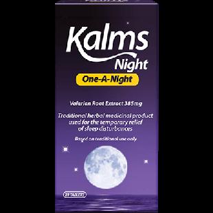 Kalms Night One-a-Night - 21 Tablets