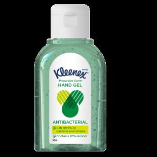 Kleenex Proactive Care Antibacterial Hand Gel - 50ml