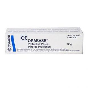 Orabase Protective Paste - 30g