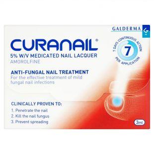 Curanail 5% Nail Lacquer - 3ml