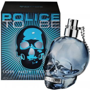 Police To Be (Or Not To Be) EDT Spray - 40ml