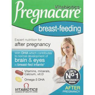 Vitabiotics Pregnacare Breast-Feeding Dual Pack - 84 Tablets/Capsules