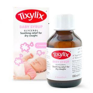 Tixylix Baby Syrup – 100ml