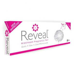 Reveal Pregnancy Test Double