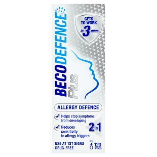 Becodefence Allergy Defence Plus Nasal Spray - 20ml