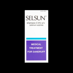 Selsun Dandruff Treatment - 50ml