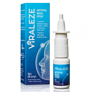 VIRALEZE™ Antiviral Nasal Spray - 10ml