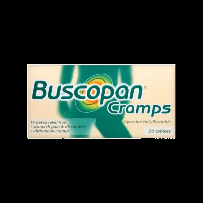 Ibuprofen buscopan In so