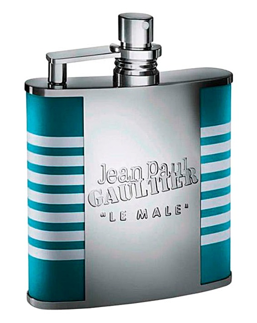 Jean Paul Gaultier Le Male Travel Flask Special Edition 125ml