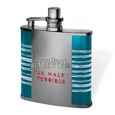 Jean Paul Gaultier Le Male Terrible 125ml Travel Flask Special Edition