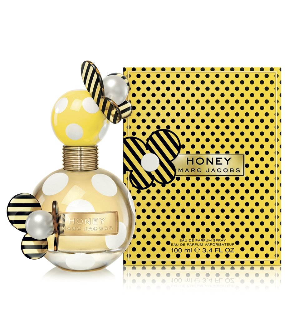 Marc Jacobs Honey Eau De Parfum Spray Fragrance For Her 100ml