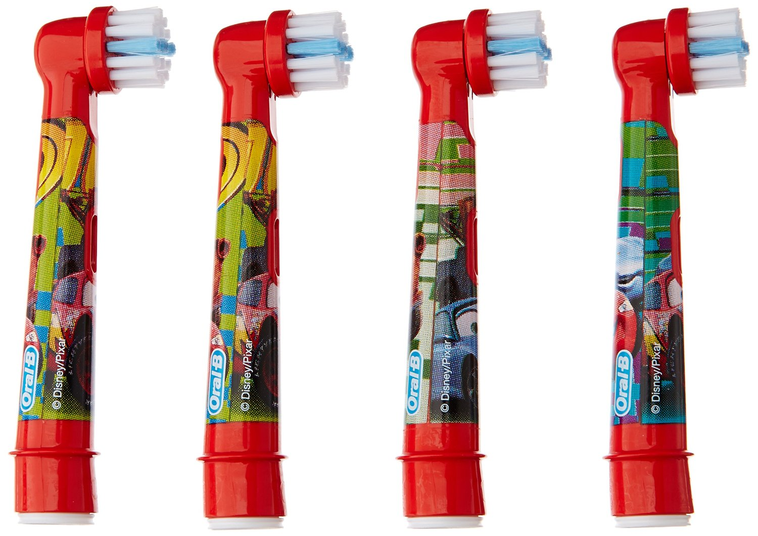 OralB Stages Power Kids Replacement Electric Toothbrush Heads...