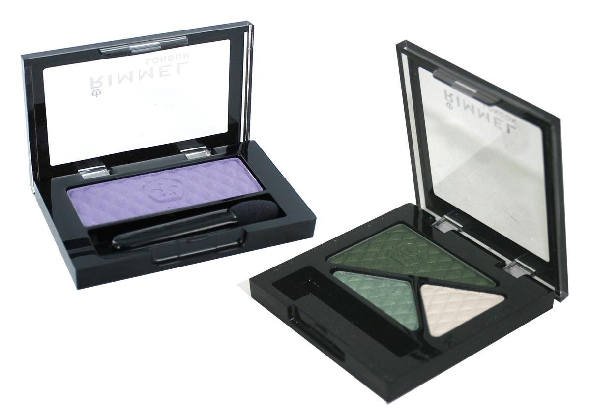 Rimmel GlamEyes Mono or Trio Eyeshadow Pack