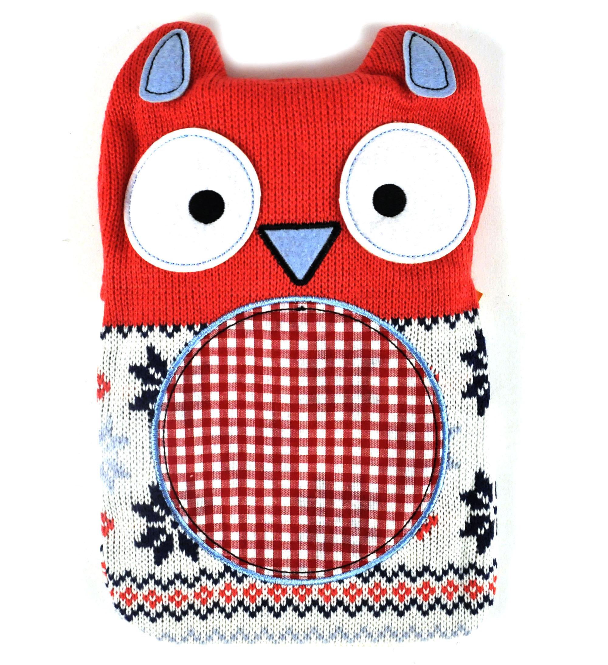 Medicine & Pharmacology Hot Buddy Hot Water Bottle Woolly Owl 750ml