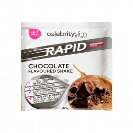 Celebrity Slim Active Single Sachet - Chocolate 40g