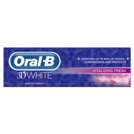 Oral-B 3D White Vitalizing Fresh Toothpaste – 75ml