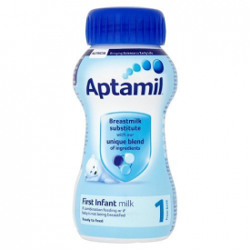 Aptamil 1 First Milk Ready To Feed - 200ml