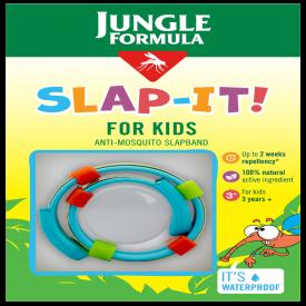 Jungle Formula Slap-It For Kids Bracelet