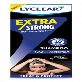 Lyclear Extra Strong Shampoo - 200ml