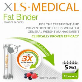 XLS Medical Fat Binder Direct - 15 Sachets