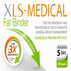 XLS-Medical Fat Binder - 30 Tablets