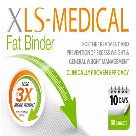 XLS Medical Fat Binder - 60 Tablets