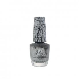 OPI Silver Shatter Nail Polish - 15ml