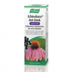 A.Vogel Echinaforce Hot Drink Cold & Flu Relief - 100ml