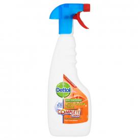 Dettol Complete Clean Antibacterial Kitchen Fresh Cotton Breeze - 440ml