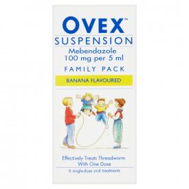 Ovex Suspension Family Pack - 30ml