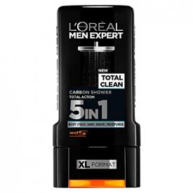 L'Oreal Paris Men Expert Total Clean Shower Gel 300ml