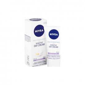 Nivea Daily Essentials Sensitive Day Cream 50ml