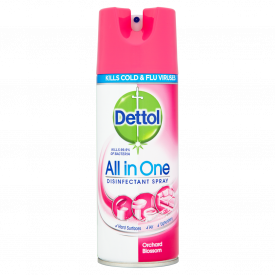 Dettol Disinfectant Spray Orchard Blossom - 400ml