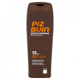 Piz Buin Moisturising Sun Lotion SPF15 Medium - 200ml