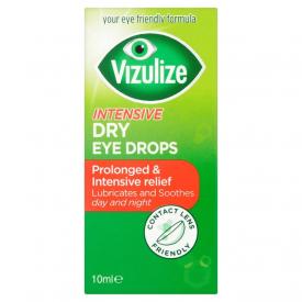 Vizulize Intensive Dry Eye Drops - 10ml