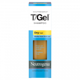 Neutrogena T/Gel Shampoo Dry Hair - 125ml